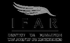 Logo de Institut de Formation des Agents de Recherches